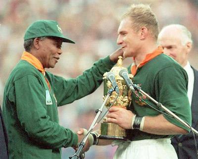 Mandela-pienaar1995
